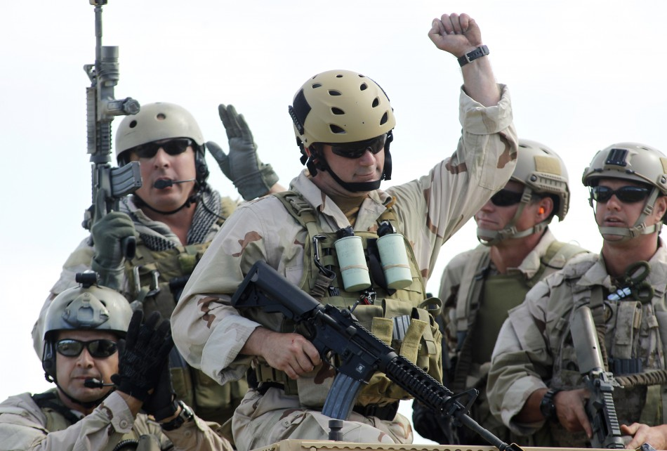 U.S. Navy SEAL Team