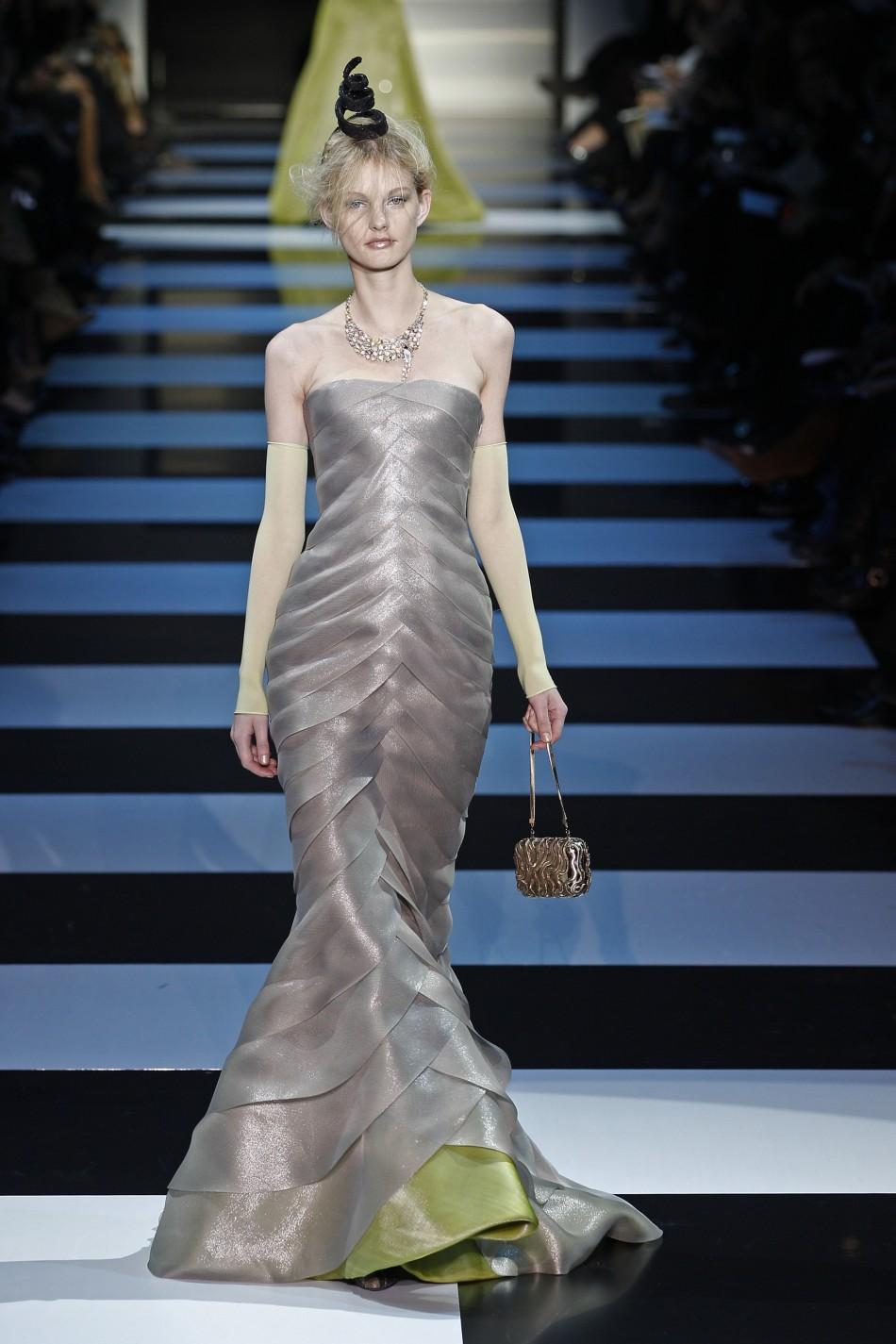 Armani Privé Haute Couture 2012