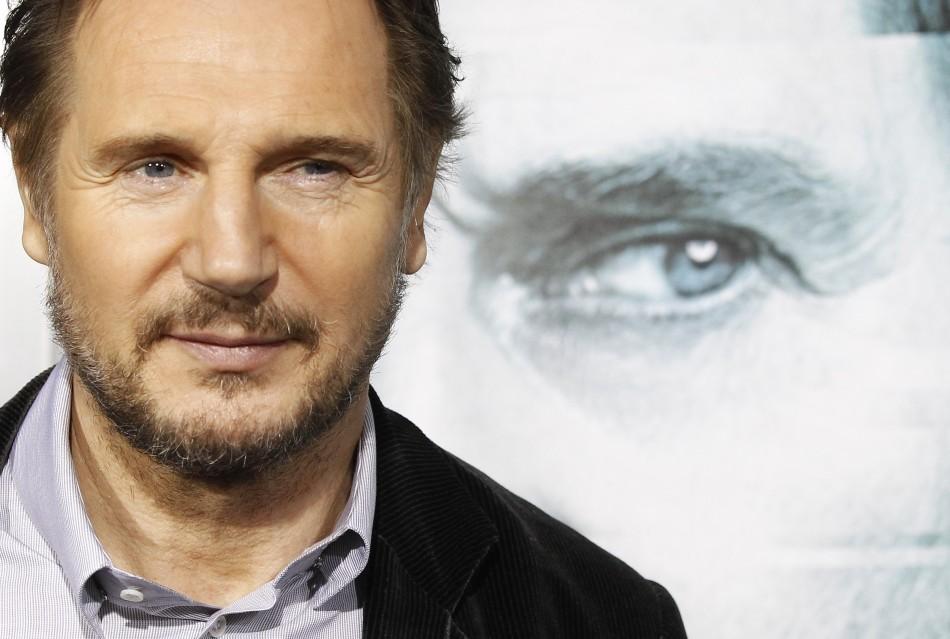 Liam Neeson, The Grey