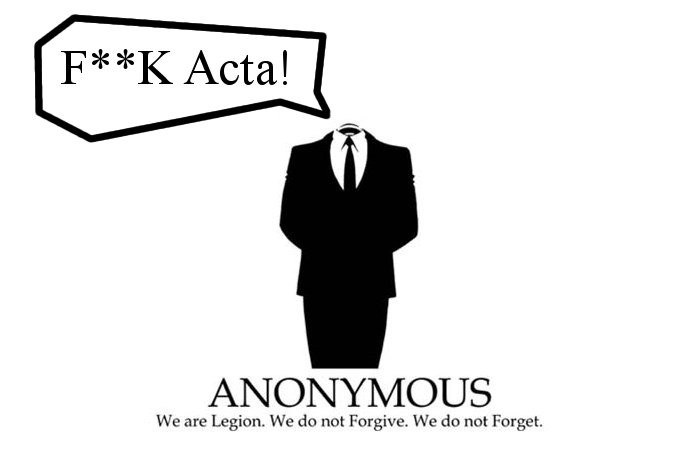 Anonymous Hackers Overreacting to Acta Policies - Analyst