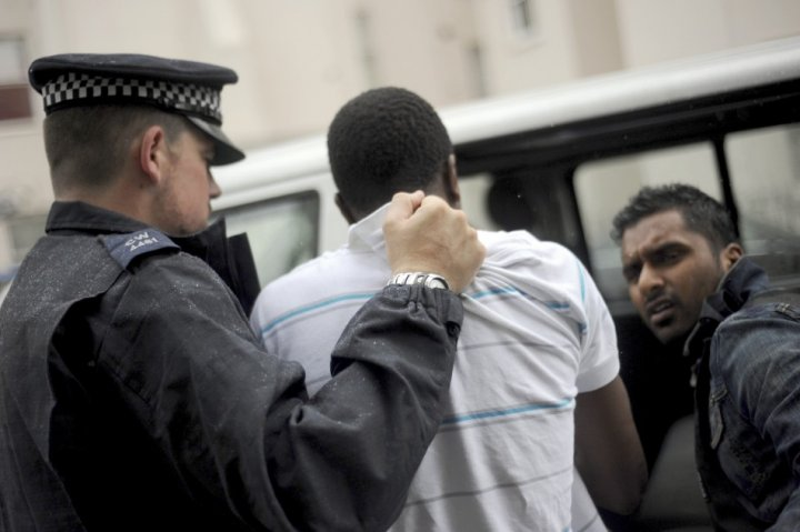 Olympics illegal tickets arrests