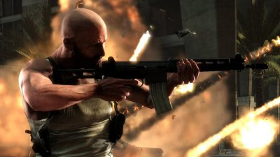 Yippee ki-Yay New Screenshots of Max Payne 3