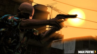 Yippee ki-Yay New Screenshots of Max Payne 3