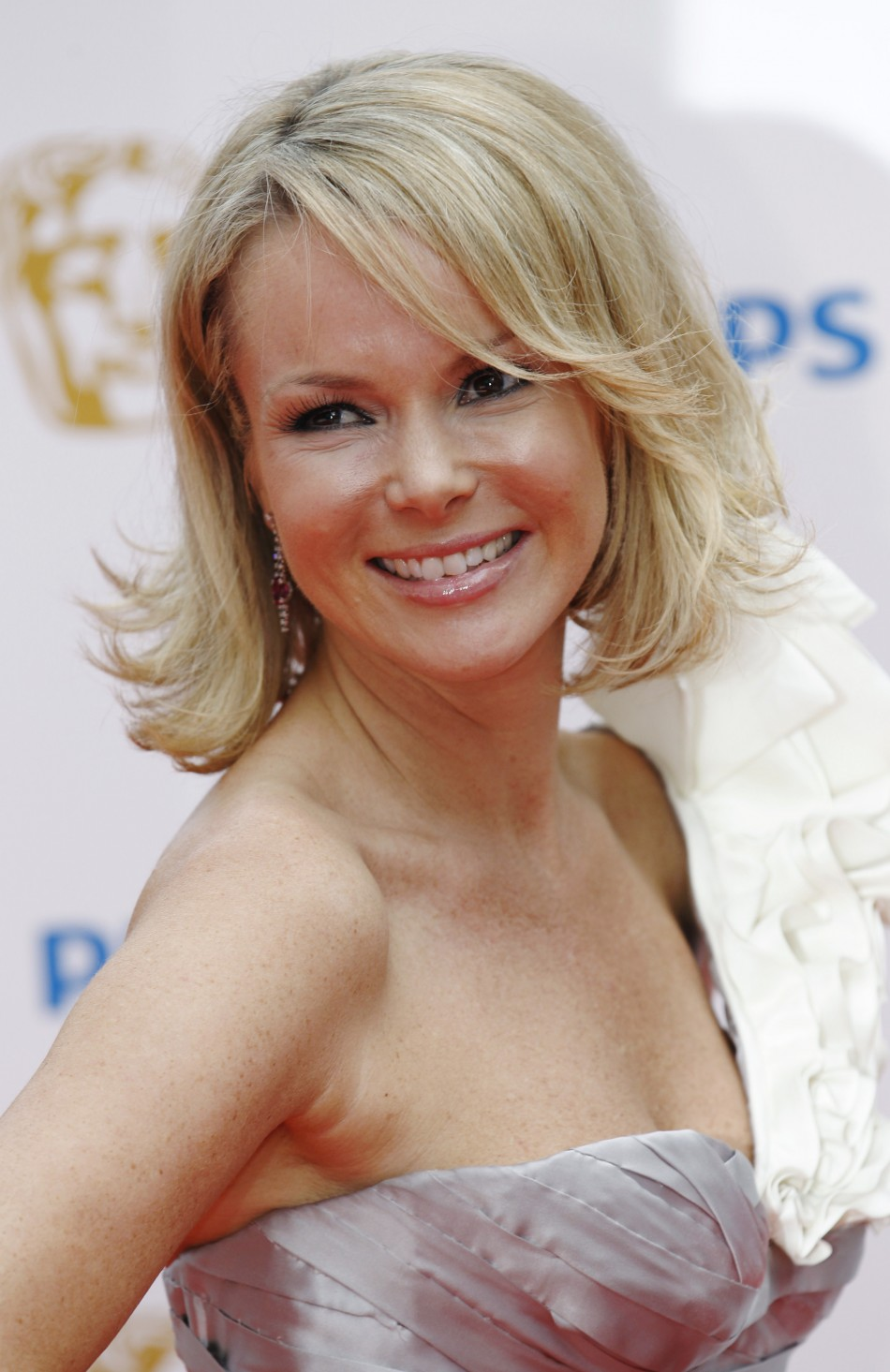 Actress Amanda Holden
