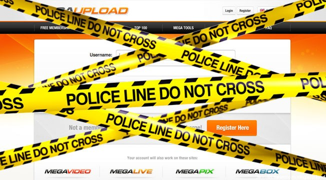 3 OpMegaupload Anonymous Re-New Campaign Against US Authorities Orwellian Tactics
