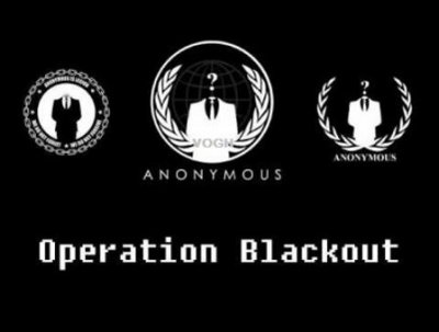 2 OpBlackOut Anonymous, Bloggers and Corporations Unite in Anti-Sopa and Pipa Rage
