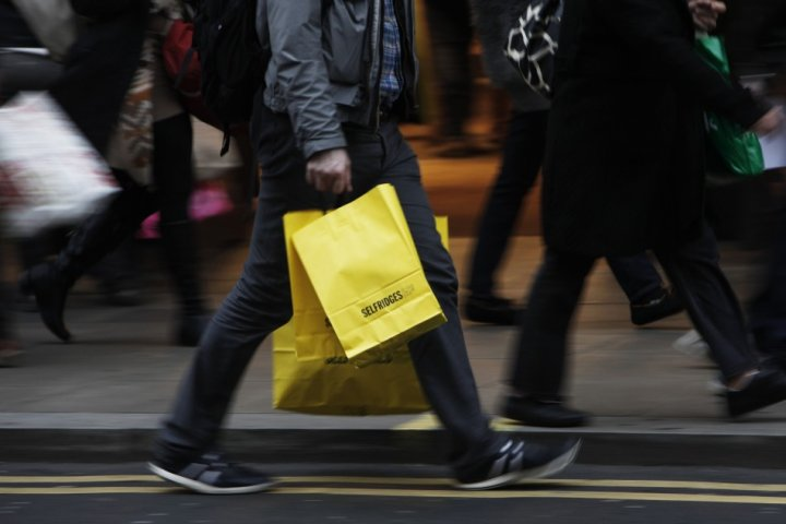 Retailers sales fall January survey