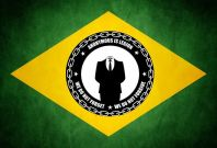 10) Anonymous Hackers Release Evidence of Brazilian Government Corruption