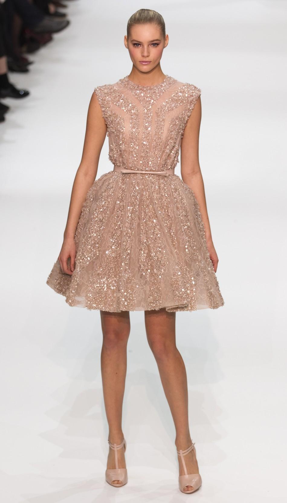 Elie Saab Couture Dress