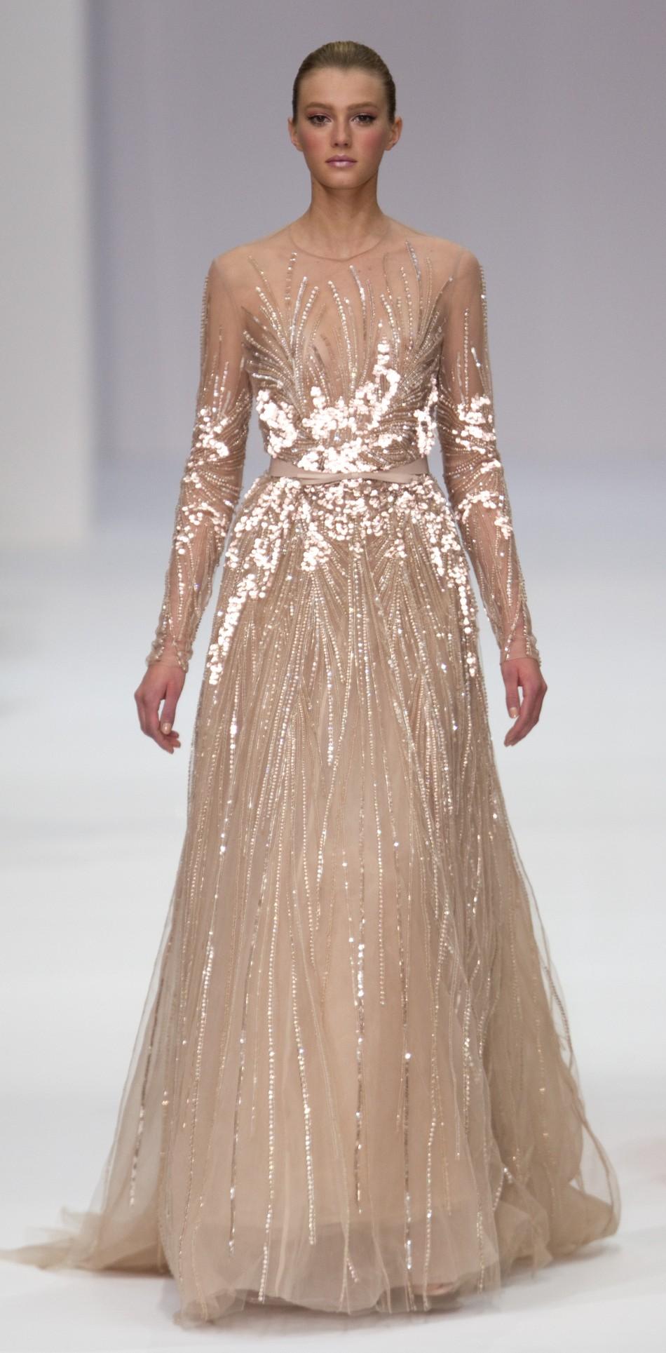 Elie Saab Haute Couture 2012
