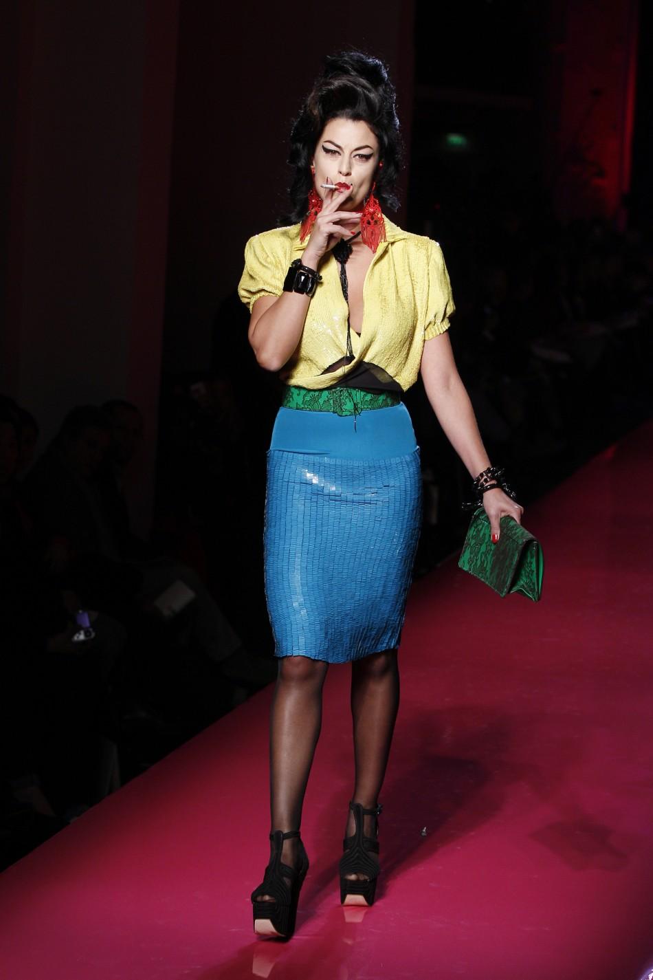 Jean-Paul Gaultier Haute Couture 2012