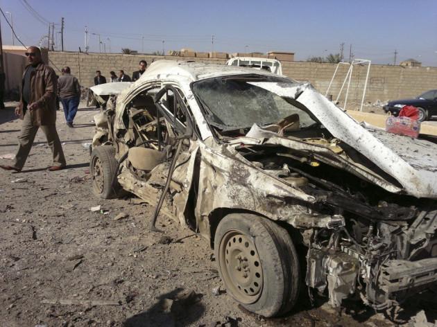 Ramadi bomb blast