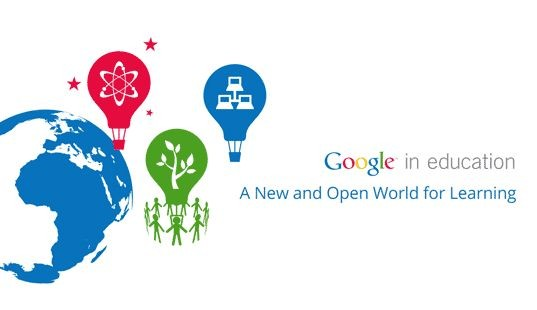 Google in Education: A New and Open World for Learning