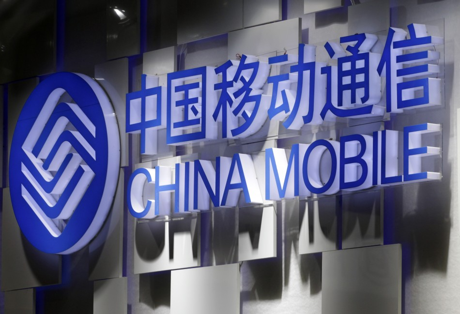 8. China Mobile (Hong Kong/ China)