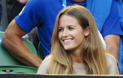 WAGs at Australian Open 2012