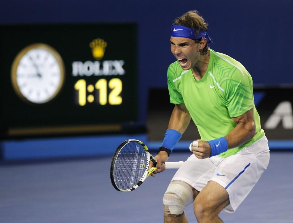 Australian Open 2012 Men039s Singles Final