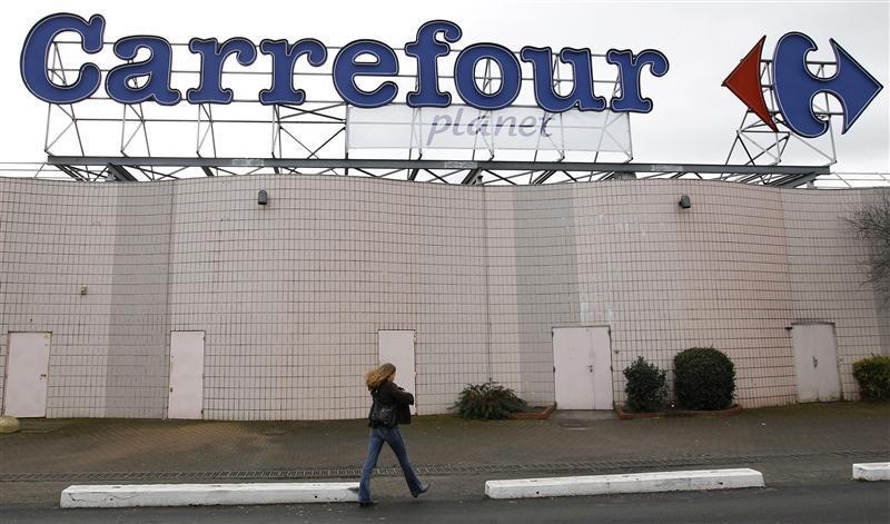 Carrefour Planet supermarket in Bordeaux