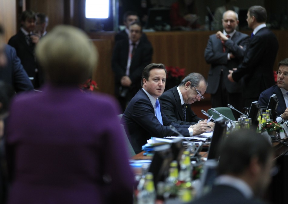 David Cameron will meet with EU leaders for first time since last summit's veto