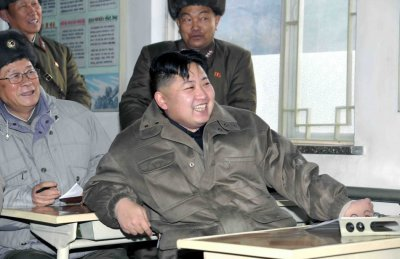 Kim Jong-un visits the Korean Peoples Army Unit 169