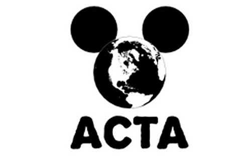 Britain Signs Acta: Only Five Domino's Left in the Online Censorship Chain
