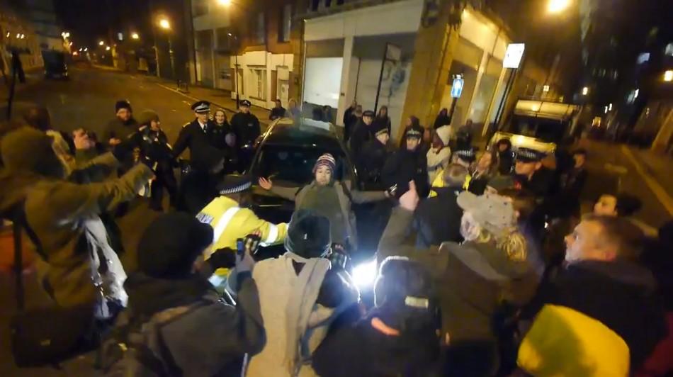 Occupy London bailiff
