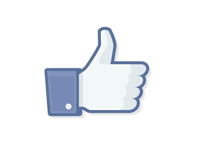 Facebook's 'like' logo