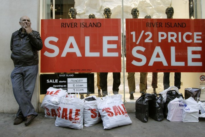 Consumer spending xxx