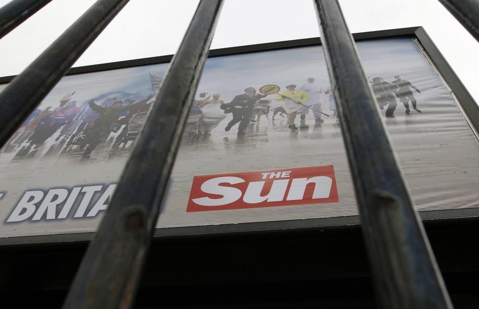 Sun newspaper