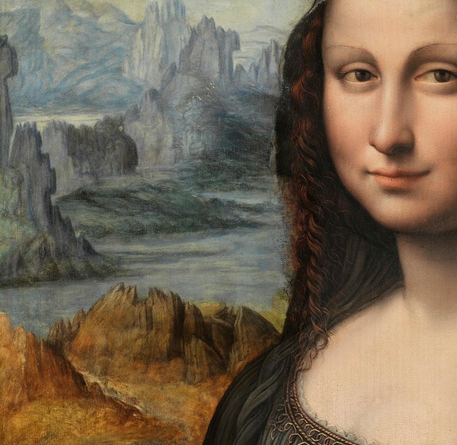 Newly restored copy thought to have been painted alongside Leonardo Da Vinci's original Mona Lisa