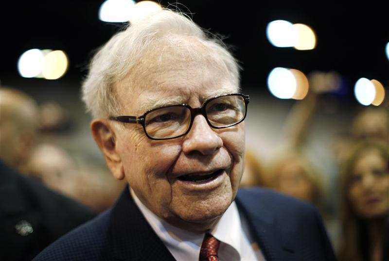 No2 Warren Buffett