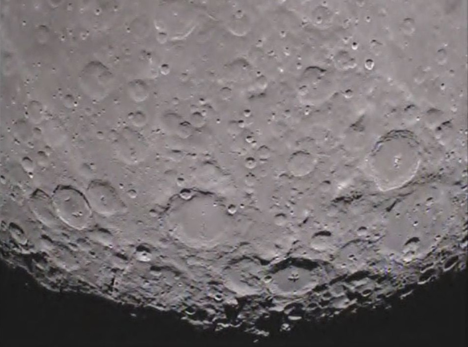 NASA First Video of the Moon's far Side