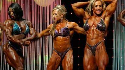 IFBB Tampa Pro Bodybuilding Weekly Championships (Body muscle magazine)