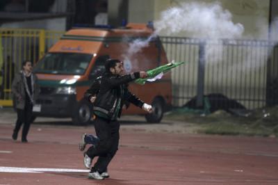 Egypt Soccer Violence