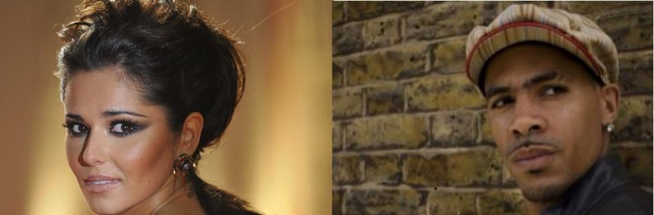 Cheryl Cole and MC Harvey