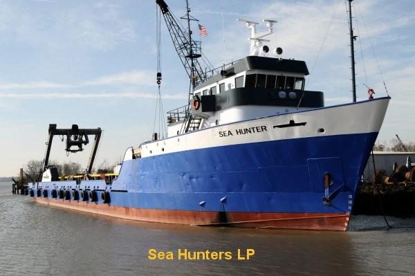 Sub Sea Research 's Sea Hunter Ship