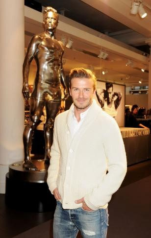 After-Launch Gala of David Beckham Bodywear for H&M