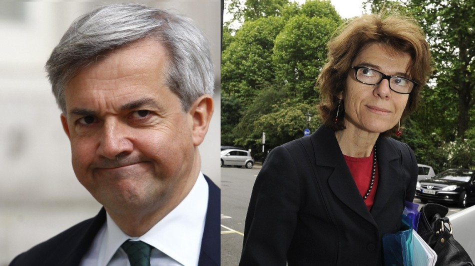 Huhne charged