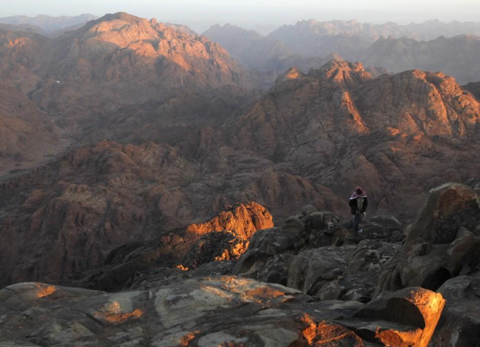 Egypt Mount Catherine