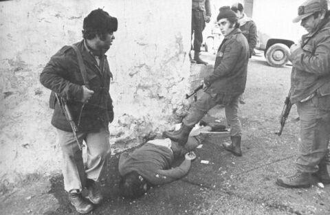 Hama massacre in 1982