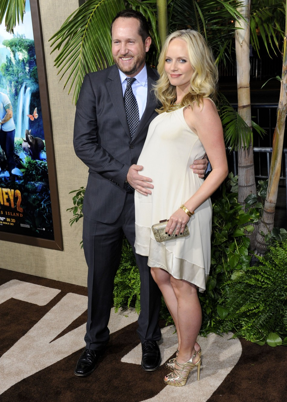 Marley Shelton and Beau Flynn