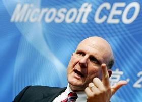 Microsoft CEO - Steve Ballmer