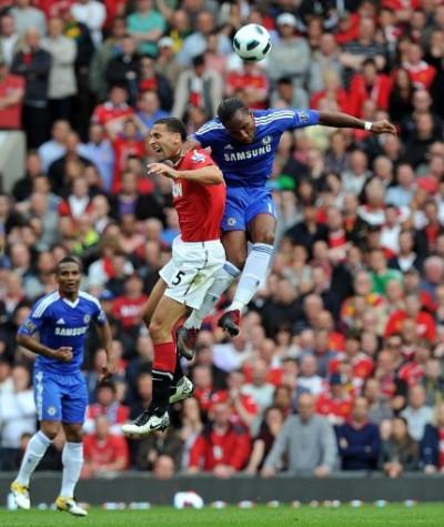 Manchester United v Chelsea, Sept. 18, 2011