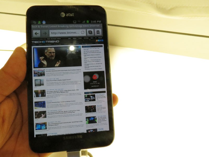 5. Mobile Phones