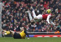 Arsenal v Blackburn Rovers