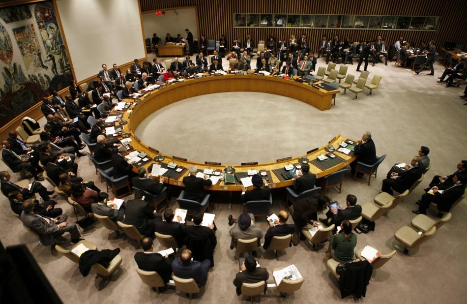 UN Meet on Syria
