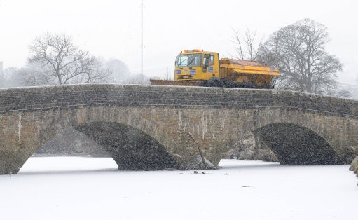 Cold Wave Disrupts Europe