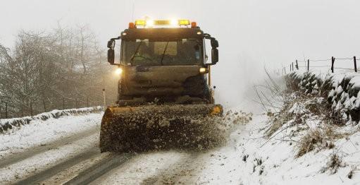 Road Blocks due to Heavy Snowfall