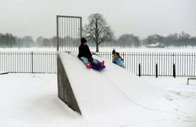 Britain in Big Freeze