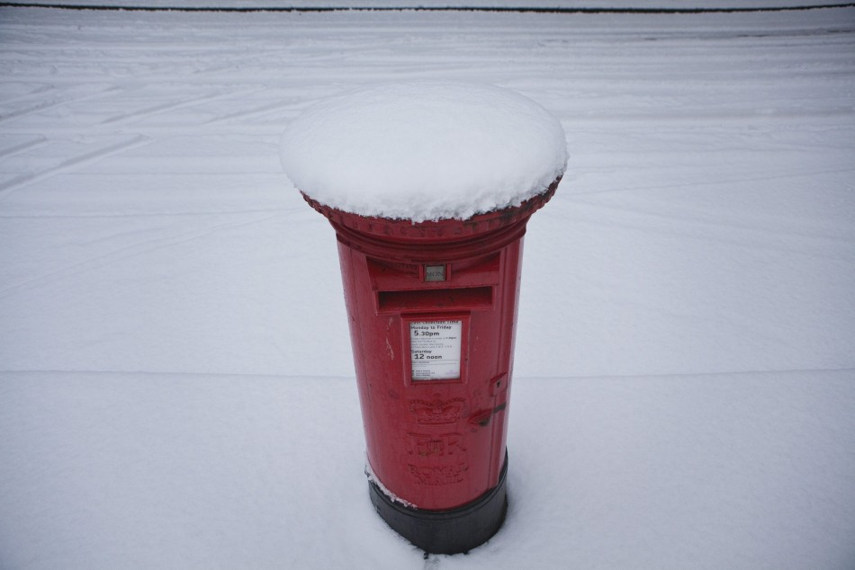 Britain in Big Freeze