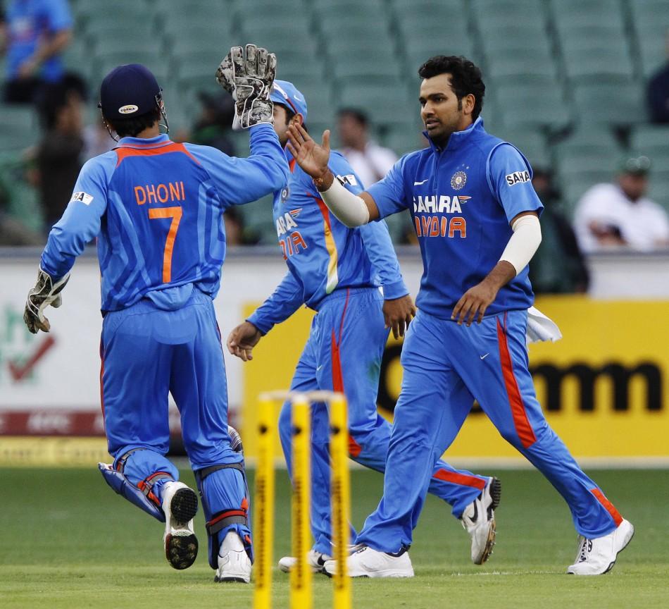 Australia vs. India